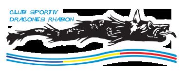 "Club Sportiv ""Dracones Rhabon"" logo"